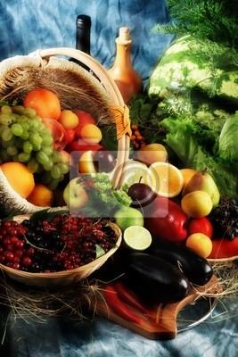 Fresh Vegetables, Fruits and other foodstuffs. Huge collection.