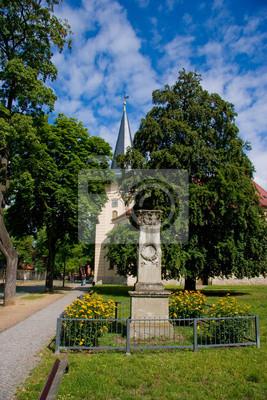 Friedrichskirche am Weberplatz in Potsdam-Babelsberg