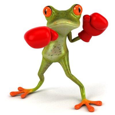 frog boxing