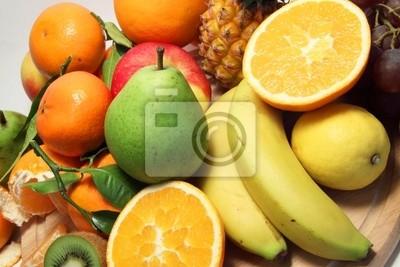 Wall mural fruit