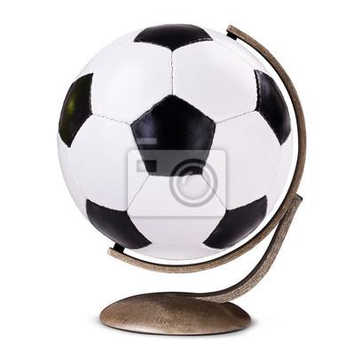 Fussball Globus