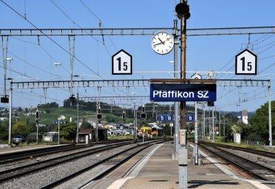 gare de Pfäffikon SZ