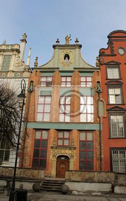 Gdańsk kamienica