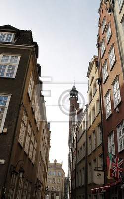 Gdańsk kamienice