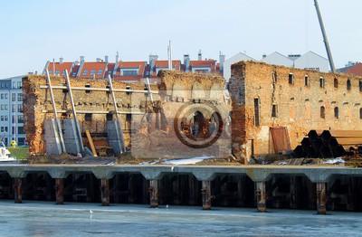 Gdańsk ruiny