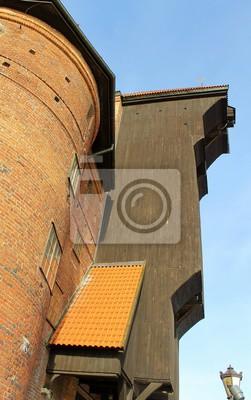 Gdańsk żuraw 3