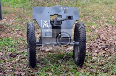 German anti-tank gun