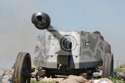 German cannon