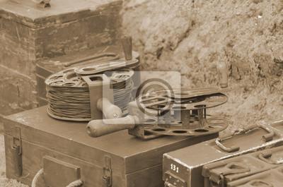 German communication equipment  of WW2