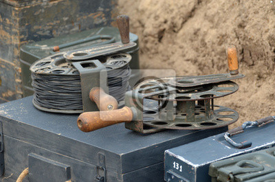 German military communication equipment  of WWII