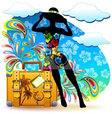 Girl in Travel Holidays Travel Vacation Holidays - Girl