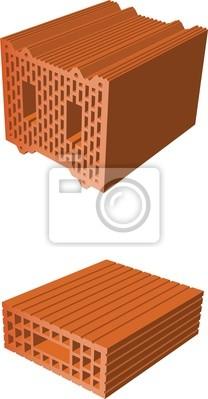 gitter block brick