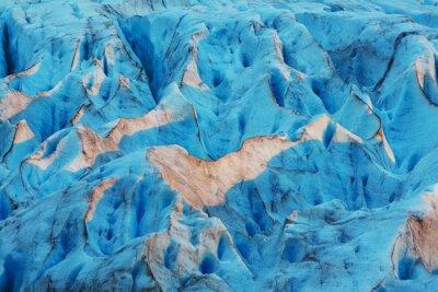 Wall mural Glacier in Norway