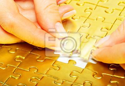 gold pazles