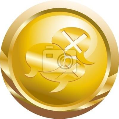Goldbutton Dominanz