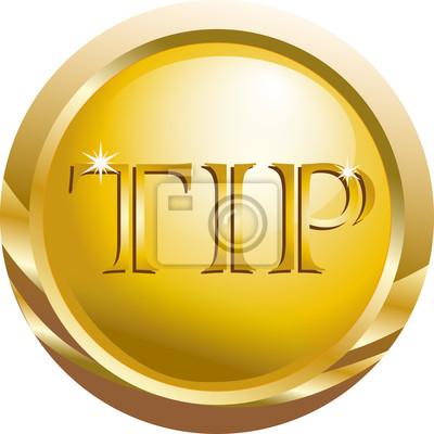 Goldbutton Tip star