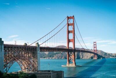 Wall mural Golden Gate, San Francisco USA