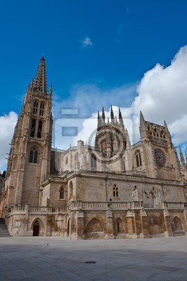 Wall mural Gothic Cathedral