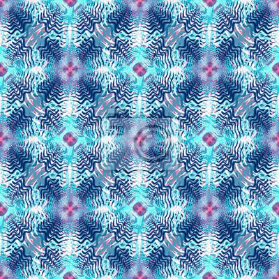 Graffiti abstract seamless pattern grunge effect vector illustration