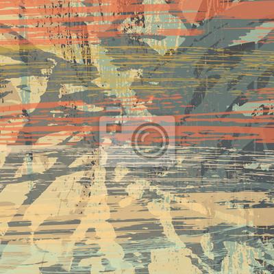 graffiti beautiful abstract background vector illustration