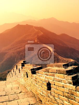 Great Wall morning