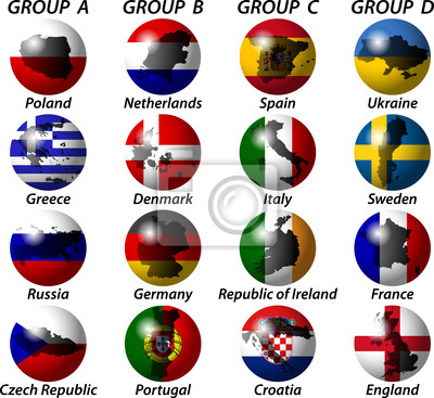 groups and the state flag