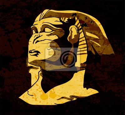grunge sphinx