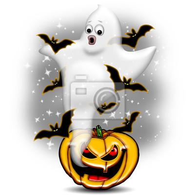 Halloween Fantasma-Halloween Ghost-Fantôme Halloween-2