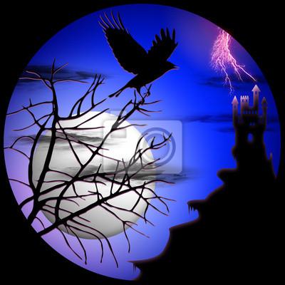 Halloween Notte-Halloween Night-Nuit Halloween