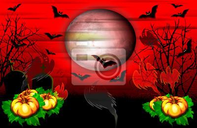 Halloween Sfondo-Halloween Background-Arrière Plan Halloween 8