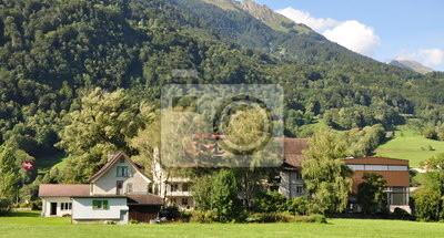hameau alpin