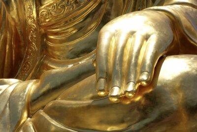 Wall mural Hand von Buddha
