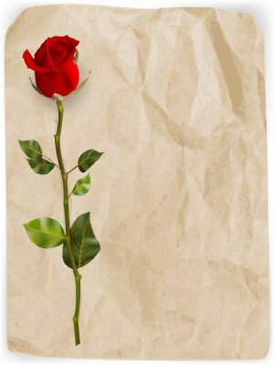 Wall mural Happy Valentines Day background. EPS 10