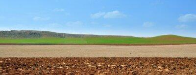 hauts plateaux....agriculture