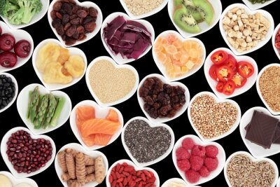 Wall mural Healthy Nutrition