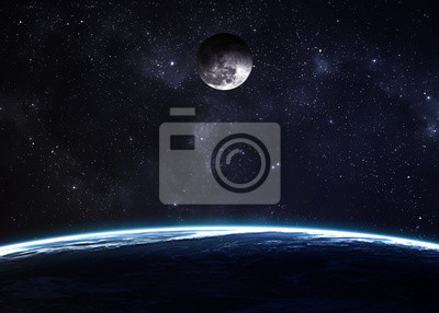 Hight quality Earth image. Elements of this image furnished by
