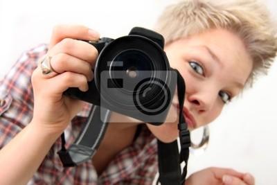 Hobbyfotografin