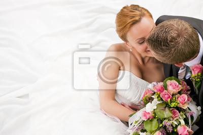 Hochzeit - Zärtlichkeit