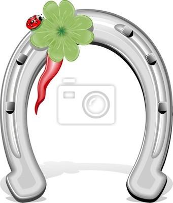 Horseshoe Horseshoe -Vector - Porta Fortuna