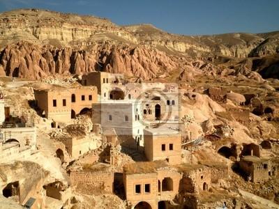 Houses in Cappadocia