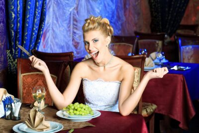 hungry bride