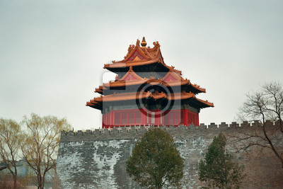 Imperial Palace Corner Tower