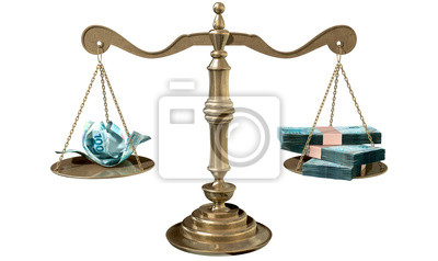 Inequality Scales Of Justice Income Gap Brazil