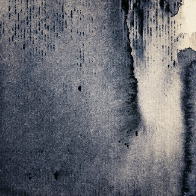 Wall mural Ink texture