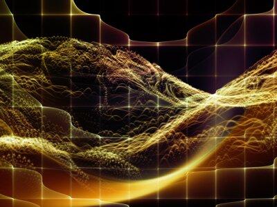Inner Life of Virtual World