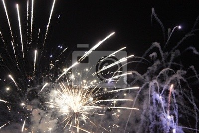 Insane fireworks