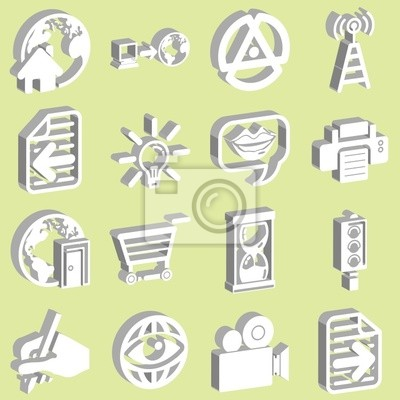 internet and computing icons