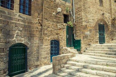 Wall mural Jaffa