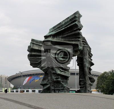 Katowice pomnik powstań