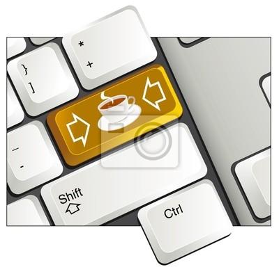 keyboard cafe